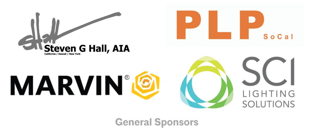 AIA LBSB General Sponsors